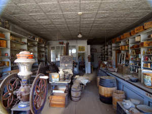 old antique type store